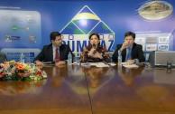 Presentación oficial del encuentro mundial de integración por la paz