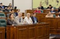 Reunión internacional de políticos y parlamentarios para trabajar por el Desarrollo Sostenible
