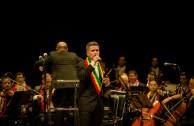 Lenguaje universal unifica culturas por la paz: Concierto sinfónico internacional