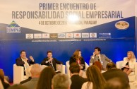 First panel of CSR CUMIPAZ Paraguay