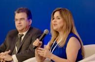 Diana Rochin, presidenta de la Cámara de Comercio de Dallas – Texas, Estados Unidos.