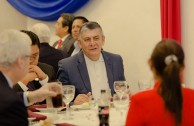 Welcome dinner - Educational Session CUMIPAZ 2016