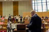 Ramadhani Lecture Judicial Session CUMIPAZ Paraguay