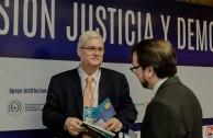 Ramadhani Lecture Judicial Session CUMIPAZ Paraguay