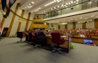 Juez de la Corte Penal Internacional considera el apoyo de la EMAP: promover la adhesión al Estatuto de Roma