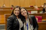 Recess during the Judicial Session CUMIPAZ 2016