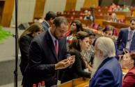 Recess Judicial Session CUMIPAZ Paraguay
