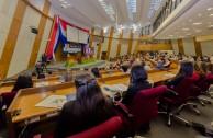 Cumbre internacional instala sesión educativa para trabajar por una cultura de paz