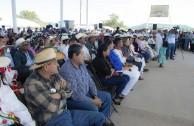 Pueblos originarios socializan propuestas para la restauración de la Madre Tierra