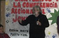 Activistas por la Paz asisten al 8° Festival Latinoamericano de Cine de los Pueblos Indígenas