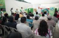 La EMAP y líderes aborígenes firman carta declarativa