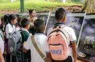 """Estudiantes aprenden las lecciones del pasado: Taller """"El  Holocausto, Paradigma del Genocidio"""""""