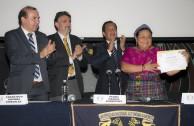 Foro universitario: fortalece la administración de una  justicia para la paz