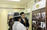 """La Universidad San Francisco de Asís en Bolivia recibe el Proyecto  """"Educar para Recordar"""""""