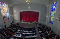 ONCE INSTITUCIONES DE EDUCACIÓN SUPERIOR Y SUBSECRETARÍA DE GOBIERNO FIRMAN CONVENIO DE INCORPORACIÓN A LA ALIUP EN MÉXICO