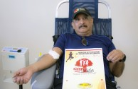 Con una jornada de donación de sangre la EMAP se sumó al Día Mundial contra el Cáncer de Mama