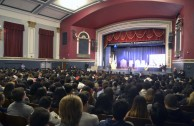 Educating to Remember forum brings together 1,200 students from Massachusetts