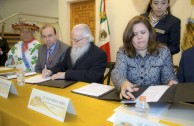 A collaboration agreement was signed between the GEAP and the government of the state of Zacatecas, Mexico