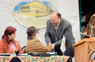UNITED STATES: HEADQUARTERS FOR THE 4TH INTERNATIONAL ENCOUNTER OF THE CHILDREN OF MOTHER EARTH