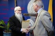 Global Ambassador of peace receives proclamation in North America