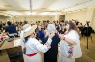 Nuevo Mexico Universidad Luncheon honorificacion  al Dr William Soto
