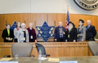 """The history of the survivors of the Holocaust is a """"Living"""" lesson at the Capitol of Santa Fe – New Mexico"""