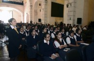 "It is necessary to recover the historical memory: 1st University Forum ""Educating to Remember"""