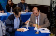 Líderes juveniles mexicanos firman acuerdos en pro de la paz y transformación de la sociedad