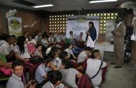 """Jóvenes se comprometen a crear espacios de paz: Foro """"El Holocausto, Paradigma del Genocidio"""""""