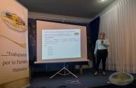 Comunidad estudiantil participa en taller de capacitación dictado por la EMAP