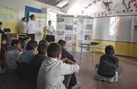 Programa educativo enseña la historia del Holocausto y otros genocidios