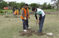 La EMAP promueve la restauración y protección de la Madre Tierra a través de acciones ciudadanas