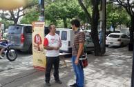 La EMAP en Argentina realiza jornadas de sensibilización en beneficio de la sociedad