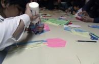 Voluntarios de la EMAP dictan charlas sobre las 3R en escuelas de Argentina
