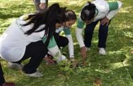 Voluntarios de la EMAP participan en recorrido por el Bioparque La Máxima