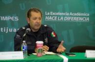 Estudiantes de la Universidad de Tijuana-Cut analizan derechos humanos