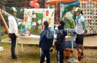 La EMAP promueve la participación ciudadana en feria por la paz de la madre tierra