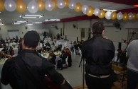 Cena show a beneficio de la EMAP en Olavarría