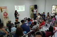 Fabrica de Sonrisas opens their door to the Integral Program: Life is in the Blood