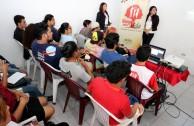 Fábrica de Sonrisas abre sus puertas al Programa Integral: En la Sangre está la Vida