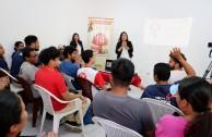 Fabrica de Sonrisas opens their door to the Integral Program: Life is in the Blood