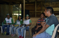 The GEAP in Colombia: presents an agenda of events to the indigenous people
