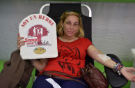 Fortaleciendo la cultura de donación de sangre, en el mes del corazón.