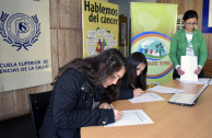 """Argentinos se unen a la campaña """"Yo firmo por la Madre Tierra"""""""