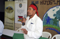 El Salvador: Indigenous people attend the 1st Regional Encounter of the Children of Mother Earth