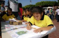 Feria ambiental recibe a 100 nuevos custodios de la naturaleza