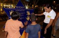 """""""Huellas para no olvidar"""": mantiene vivo el testimonio de sobrevivientes de la Shoá"""