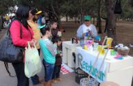 Ciudadanos de Coahuila asumen compromiso con la Madre Tierra en feria ambiental