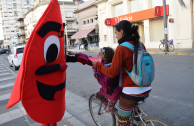 donar sangre, argentina, activistas por la paz