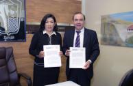Instituciones educativas firman acuerdo por una cultura de paz en la sociedad
